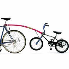 Fahrrad-Anhängestange