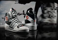 Star wars x adidas = <3