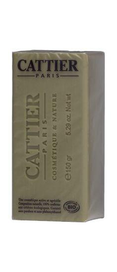 Jabón suave para pieles grasas Alargil Cattier París