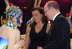 Princess Stephanie - Monte-Carlo 37th International Circus Festival - Closing Ceremony