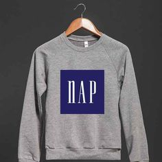 Just wanna fall into the nap. | 28 T-Shirts For When You Literally Cannot