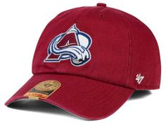reputable site 50357 220b6 Colorado Avalanche  47 NHL  47 FRANCHISE Cap