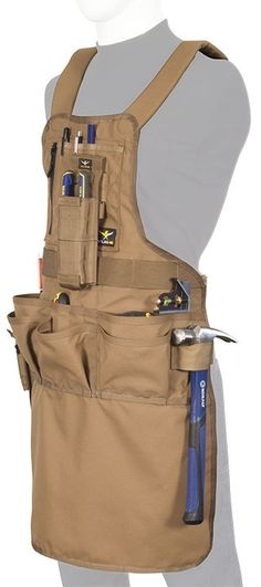 Atlas 46 - Journeyman Apron XL: