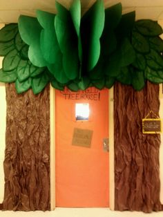 school door magic tree house
