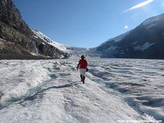 Athabasca Glacier <3