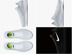 quality design 8a128 6d6af Nike Free RN Flyknit 2018 Womens New Running Shoe White Pure Platinum Black  White 880844-