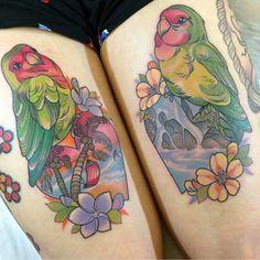 Electric Tattoos | salonserpenttattoo: APRIL GUESTARTIST...