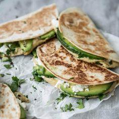 Recept voor quesadillas - Franska.nl