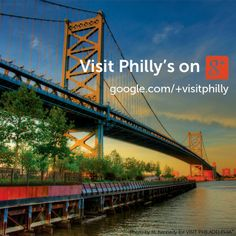 Follow Visit Philly on Google+