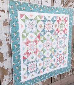 Nesting Stars Quilt Pattern