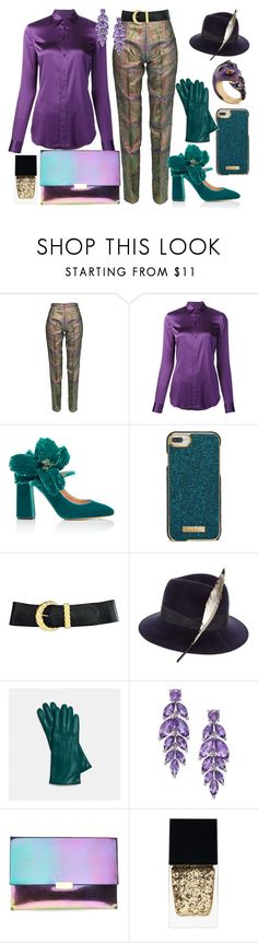 """""""My style"""" by nicks-1 ❤ liked on Polyvore featuring Ralph Lauren, Rochas, Nanette Lepore, Anne Klein, Vivien Sheriff, Coach, STELLA McCARTNEY, Witchery, Gucci and monochrome"""
