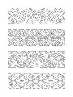 Maori Pattern for carving the Emu egg! Maori Tattoos, Marquesan Tattoos, Borneo Tattoos, Tribal Tattoos, Maori Designs, Art Maori, Waitangi Day, Maori Symbols, Maori Patterns