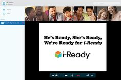 """i-Ready Central Resources 