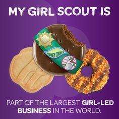 Goal Setting, Decision Making, Money Management, People Skills, and Business Ethics--Even our youngest cookie bosses are learning while they're earning! #GirlScoutsRock