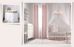 I Heart Pears: Elegant Girl Nurseries