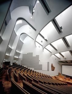 ALVAR AALTO, Otaniemi (University of Technology, auditorium), Espoo, Finland, 1960-1964. / Google