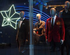 HUGO BOSS Holiday Window Display, The Shops at Columbus Ci… | Flickr