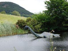 Ooooo...it's Nessie