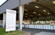 Monroe Township Rollerskating Arena