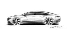 Volkswagen z nową limuzyną premium https://www.moj-samochod.pl/Nowosci-motoryzacyjne/Volkswagen-Arteon-nastepca-flagowej-limuzyna-Pheaton #Volkswagen #Arteon #VolkswagenArteon #GranTurismo #Pheaton #VW #VWPheaton