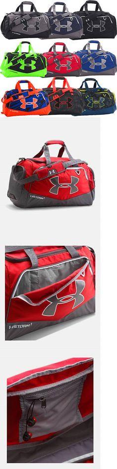 Bags and Backpacks 163537: Under Armour Ua Undeniable Ii Medium Duffle Bag Hi Vis, Black Duffel Gym Bag -> BUY IT NOW ONLY: $44.99 on eBay!