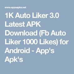 10 Best Facebook Auto Liker images in 2018
