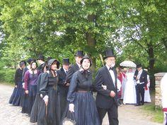 550.Jahr Feier in Wustrau am 15.Juni 2013 Festumzug