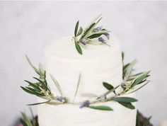 rustic buttercream cake from once wed