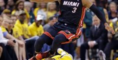 NBA 2014 Playoffs – ECF Game 2: Miami Heat vs Indiana Pacers May 20 2014