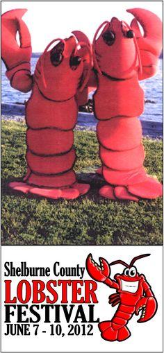 Shelburne County Lobster Festival - June 7-10, 2012