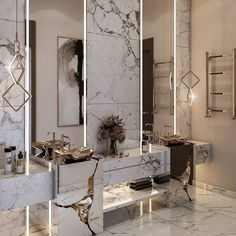 Do you think it's time to transform your bathroom design? Then click to read our article! #luxuryhomes #homedesign #bathroomdecor #homedecor #luxurydesign #luxuryfurniture #contemporarydesign #bathroomideas #luxurybathroom Contemporary Interior, Luxury Interior, Interior Design, Modern Master Bedroom, Master Bedroom Design, Classic Bathroom, Amazing Bathrooms, Luxury Homes, Furniture Design