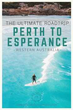 The Perth to Esperance road trip is the best road trip in the world. Find out the best route to discover all the amazing places in Australia's South West! Australia Travel Guide, Visit Australia, Roadtrip Australia, Scuba Diving Australia, Road Trip Hacks, Road Trips, Koh Tao, Where To Go, Places To See