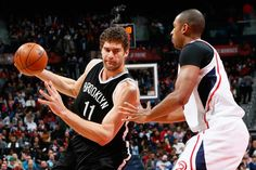 Nuggets showing fortitude by trying to make Brook Lopez trade