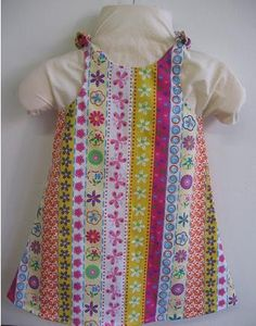 Cute handmade girls dresses