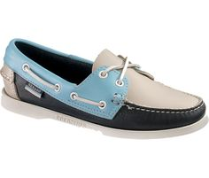 Sebago Spinnaker Boat Shoes: A slow day at work has this shoe fanatic  dreaming of riding aboard a yacht; wind in my hair, sun on my face.