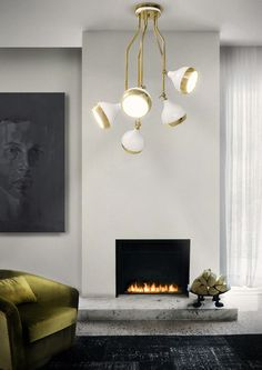 | DelightFULL Hanna suspension lamp | Get more Contemporary Lighting Ideas at http://contemporarylighting.eu