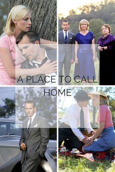 "Australian drama ""A Place to Call Home"""