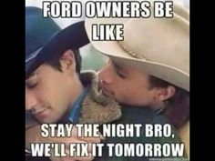 Joker gay with Rachel Dawes' brother alternate Ford Humor, Ford Jokes, Cowboys Fans Be Like, Chevy Vs Ford, Chevy Silverado, Chevy Trucks, Chevrolet, Haha Funny, Funny Memes