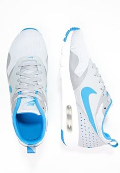 Nike Sportswear AIR MAX TAVAS - Sneakers basse - wolf grey/photo blue/white a €…