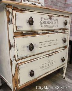 Cómo hacer muebles envejecidos - Hacer muebles vintaje - Decapar madera - El Cómo de las Cosas