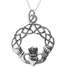 Claddagh jewelry