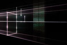 Vanishing Point / Work / United Visual Artists - RGB laser