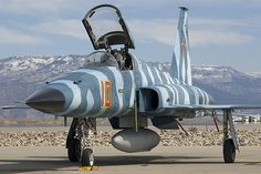 Tunisian Air Force Northrop F-5 Freedom Fighter/Tiger.