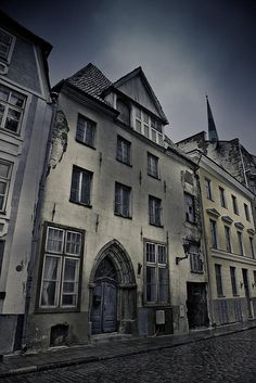 Gothic House ~ Tallinn, Estonia