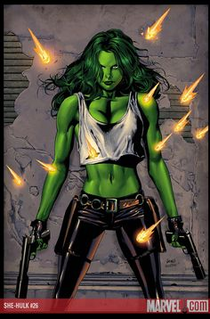 she hulk | She Hulk | The Girls Guide to Surviving The Apocalypse