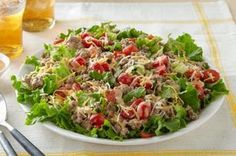 QUICK FIX RECIPES: KRAFT'S EASY TACO SALAD