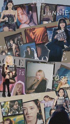 Japanese Phrases, Pastel Room, Aesthetic Desktop Wallpaper, Blackpink Video, Blackpink Photos, Aesthetic Videos, Blackpink Jennie, Kpop, Overlays