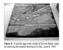 Allied Military Model Making during World War II - World War II Social Place