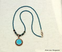 Check out this item in my Etsy shop https://www.etsy.com/listing/155303313/turquoise-pendent-has-a-14mm-natrual