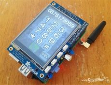 PiPhone, el teléfono móvil basado en la Raspberry Pi - Raspberry Pi